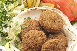 Falafel - An Arabic Delicacy!