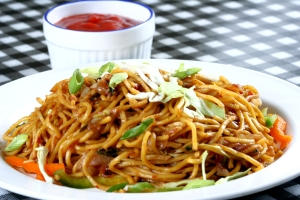 Chinese Chow Mein - World's Local Meal!