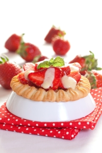 Fruity Truffle Pudding - Good Mood Food!