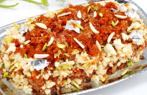 Gajar ka Halwa - The sweet tooths' weakness!