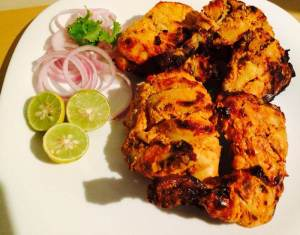 Tandoori Chicken - The  dish of Chicken lovers!
